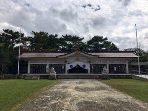 ワードプレス ブログ Green Ring 沖縄護国神社