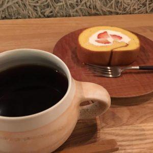 旅人の木 コーヒーとケーキ
