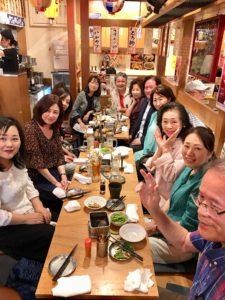 2019年㋄日本仲人の会大阪懇親会