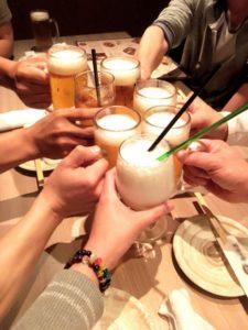 ワードプレス Green Ring ブログ 飲み会