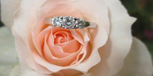ワードプレス ブログ Green Ring 婚約指輪