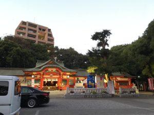 ワードプレス ブログ Green Ring 金神社