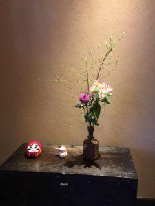 ワードプレス ブログ Green Ring 梅の花4