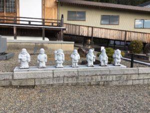 ワードプレス ブログ Green Ring 石の七福神