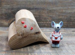 ワードプレス ブログ Green Ring ハートとネズミ