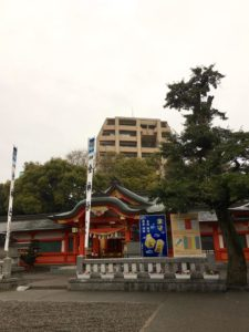 ワードプレス ブログ Green Ring 金神社3
