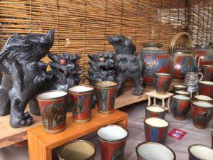 ワードプレス ブログ Green Ring 沖縄 陶器