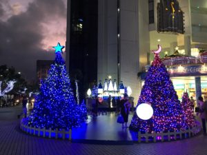 ワードプレス ブログ Green Ring 沖縄 青いツリー