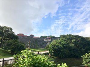 ワードプレス ブログ Green Ring 沖縄 首里城