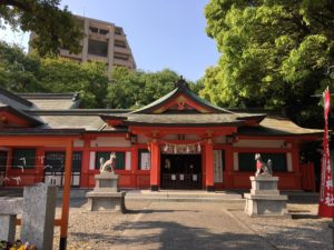 ワードプレス ブログ Green Ring 金祥稲荷神社