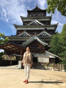 広島城 旅行